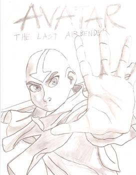 Avatar Aang 2 Drawing