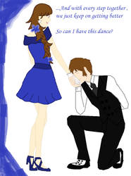 Wales x Nyo!Chile ~ Can I have this dance? by LovelyComplex1995