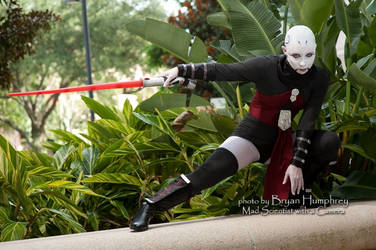 Nightsister Ventress by SighOfBlue