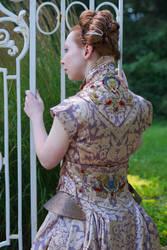 Sansa Stark Embroidery by SighOfBlue
