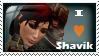 Shavik-stamp by ShalaRaan