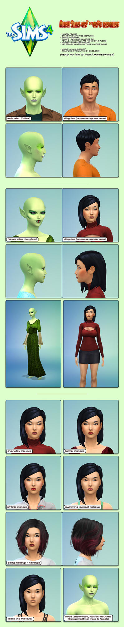 3d mosters and aliens sec the sims nsfw streaming