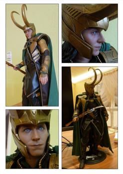 Loki - Sideshow Collectible