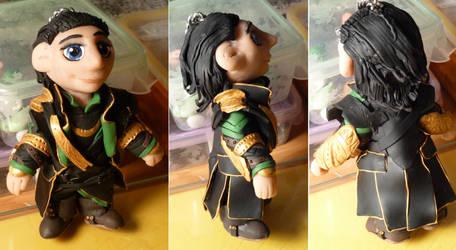 Loki Chibi, Avengers outfit