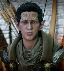 Dalish Inquisitor