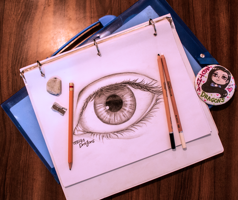 Eye Practice by Zethya