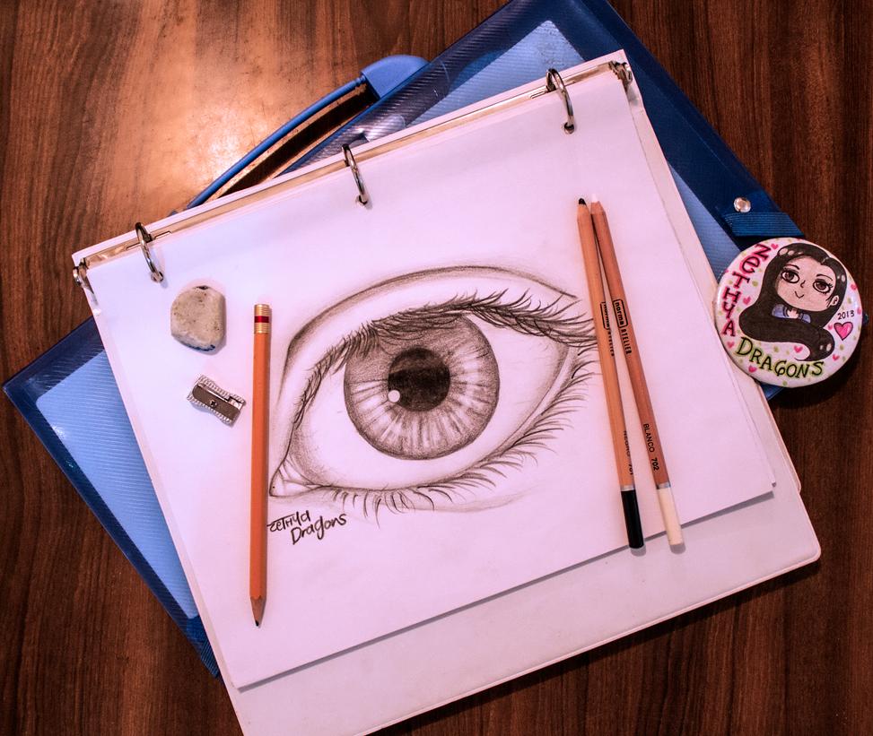 Eye Practice by Zethya