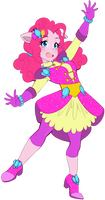 Pinkie Legend of Everfree