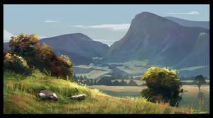 Guasca Plein Air by SebastianKowoll