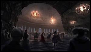 Masquerade by SebastianKowoll