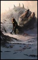 Dragonslayer V2 by SebastianKowoll