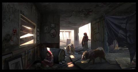 Child's Play by SebastianKowoll