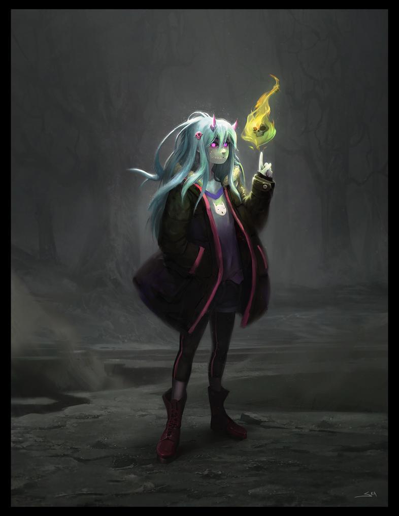 Reaper by SebastianKowoll