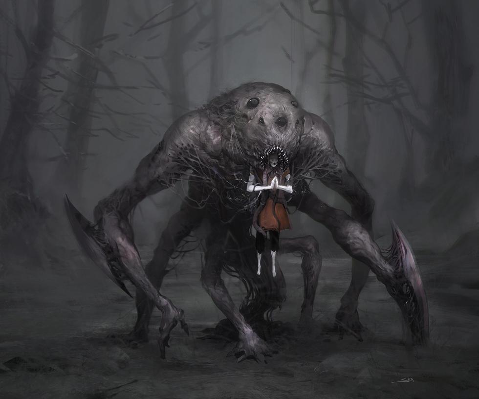 Spider by SebastianKowoll