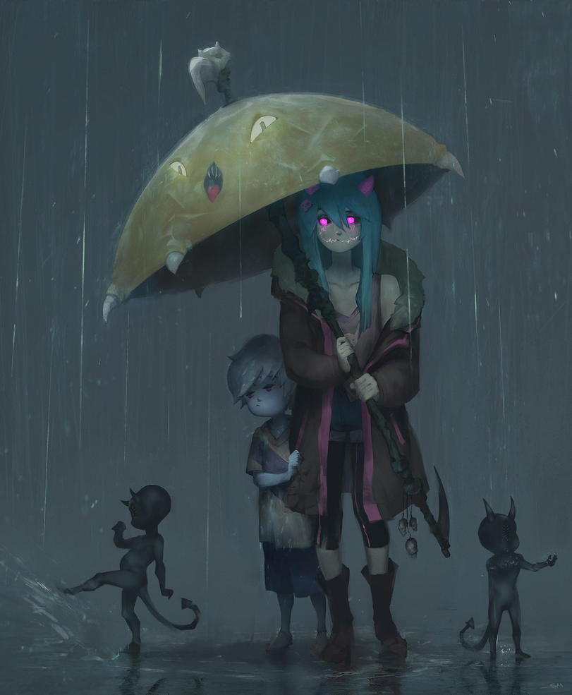 Rain By SebastianKowoll On DeviantArt