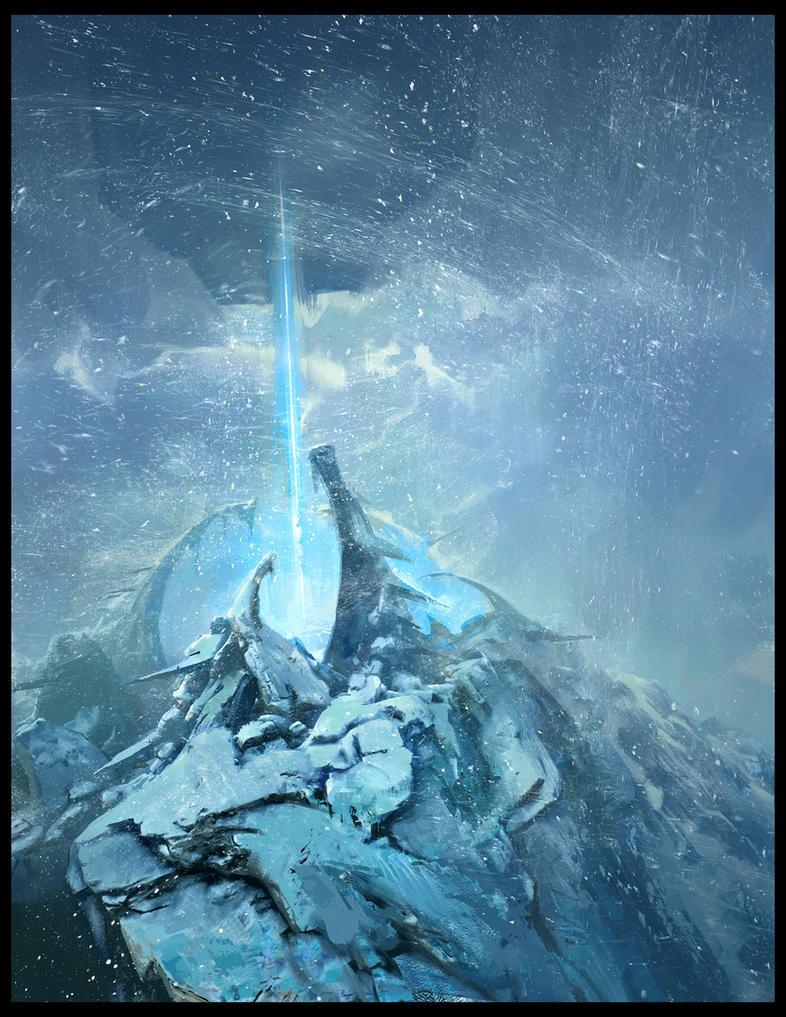 Ice Sheet by SebastianKowoll