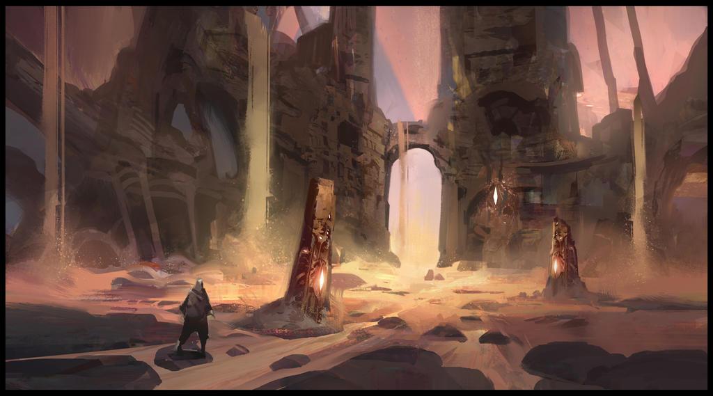ManticoreArena3 by SebastianKowoll