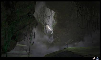 Ark: Fallen Obelisk 2 by SebastianKowoll