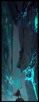 Ark: Aberration Blue Caves 1