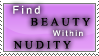Beauty and Nudity