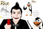 Penguins of Madagascar: Rico