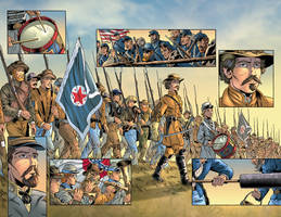 CLEBURNE Pages 168-169 by rampartpress