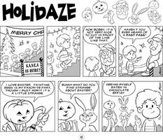 HOLIDAZE Page 10 by rampartpress