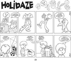 HOLIDAZE Page 38 by rampartpress