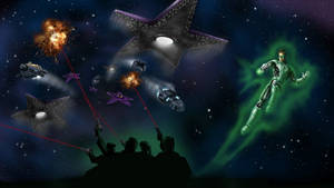 Green Lantern: Space Invasion