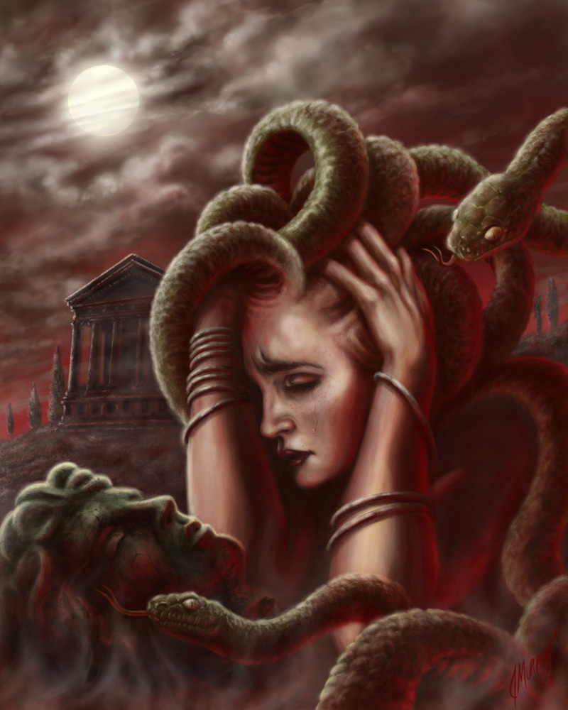 Medusa's Curse by rampartpress