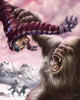 MEET THE YETI by rampartpress
