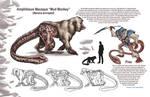 Creature Design 'Mud Monkey'
