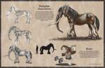 Pachydale Creature Design