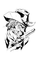 Jonah Hex by rampartpress