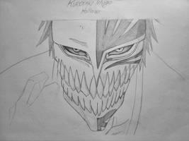 Hollow Kurosaki Ichigo by Lightbringer023