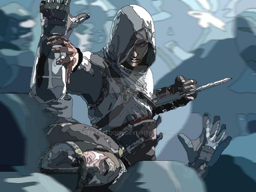 Altiar - Assassins Creed by fatalfdork
