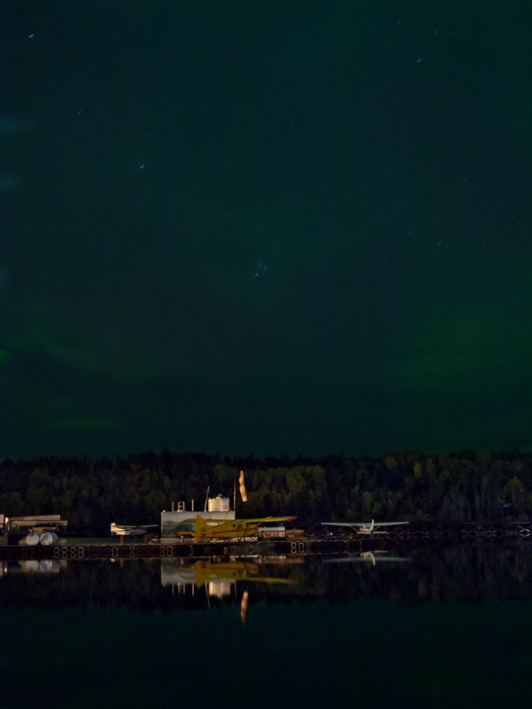 Northern Night by AlexMcGilvery