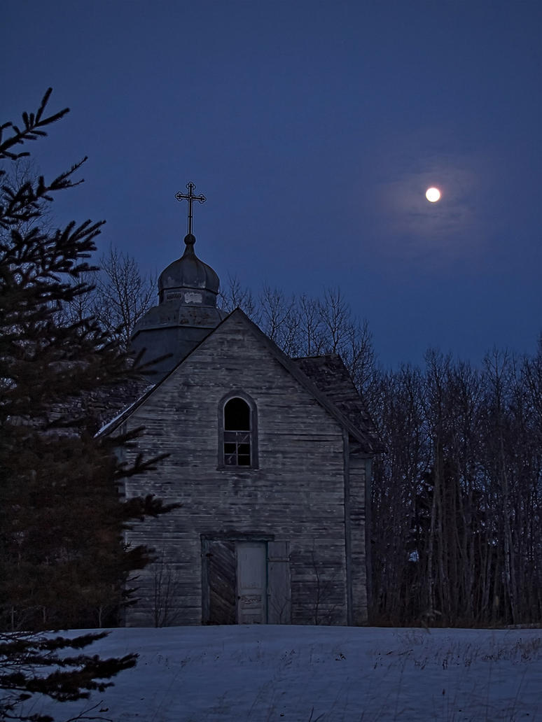 Old Church by AlexMcGilvery