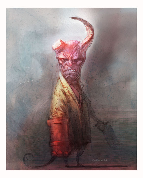 HellBoy by ivelin
