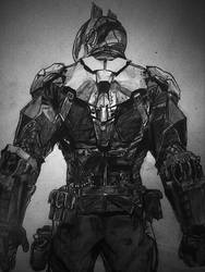 Arkham Knight by Johnx13