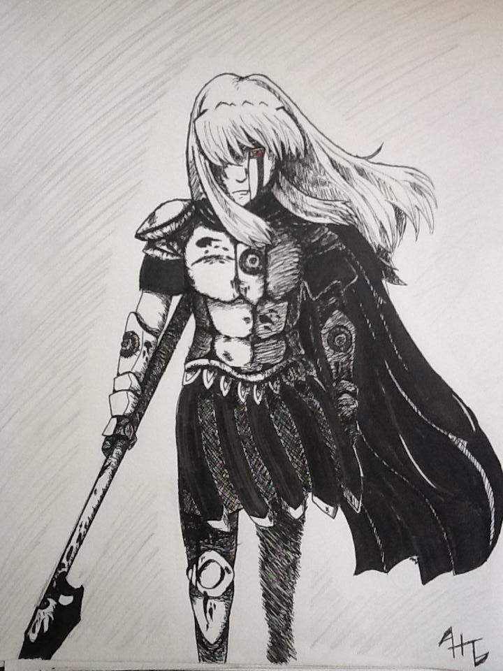 General Fujino by ElizavetaH213
