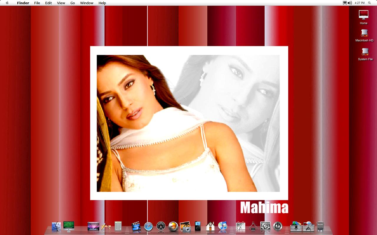 Mac Desktop 4 by sagorpirbd