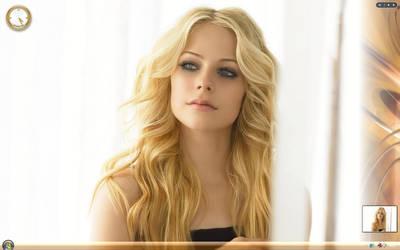 Avril Lavigne by sagorpirbd