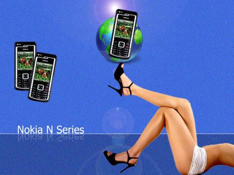 Nokia N Series Design