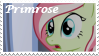 Primrose stamp by ClassicAmy