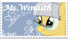 Ms.Windith stamp by ClassicAmy