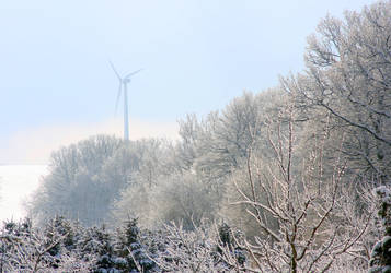 Heavy winter II by sibbl