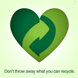 Is love recyclable? by sibbl