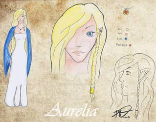 Aymerel Ref-Sheets - Aurelia