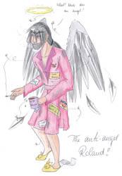 Roland the anti-angel